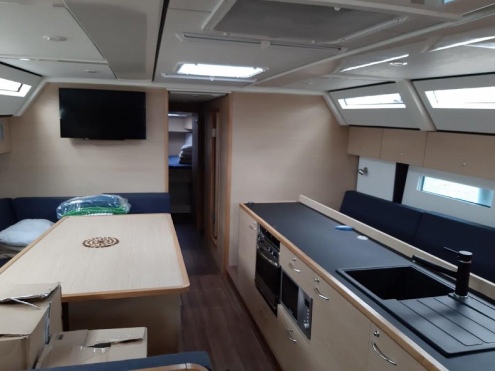 Location bateau Trogir pas cher D&D Kufner 50