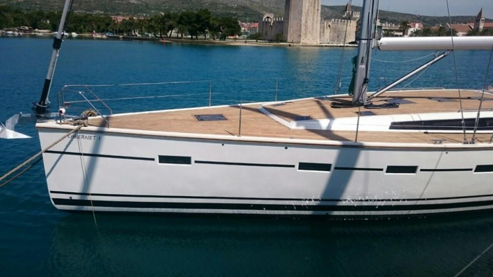 Location bateau D&d D&D Kufner 54.1 à Trogir sur Samboat