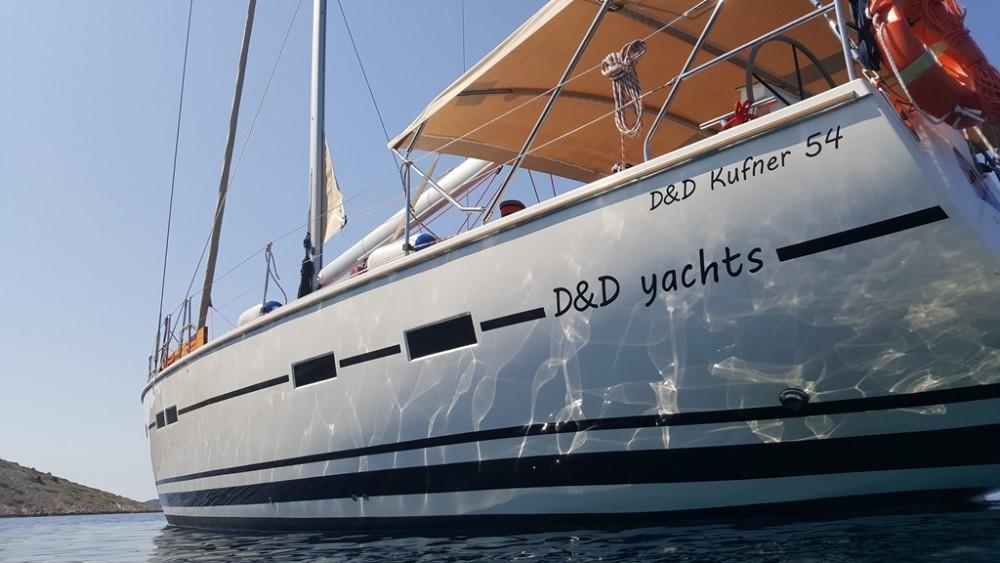 Location yacht à Trogir - D&d D&D Kufner 54.1 sur SamBoat
