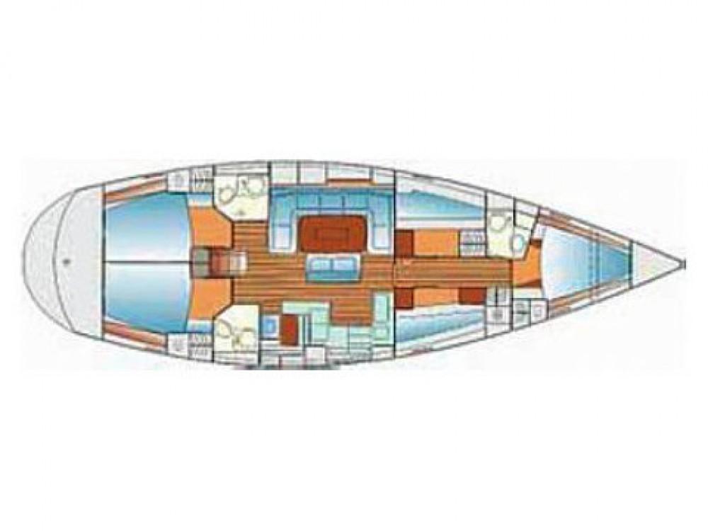 Bavaria Bavaria 50 Cruiser entre particuliers et professionnel à Biograd na Moru