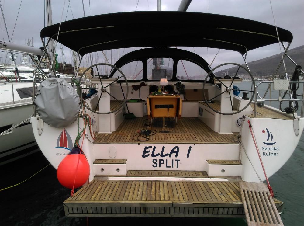 Location bateau D&d D&D Kufner 54.2 à  sur Samboat