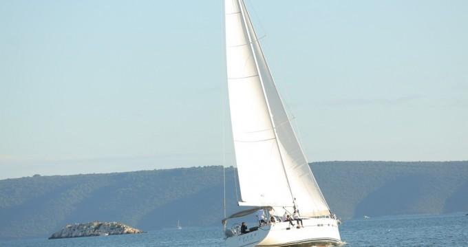 D&D Yacht D&D Kufner 54.2 entre particuliers et professionnel à Biograd na Moru