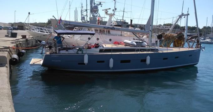 D&D Yacht D&D Kufner 54.2 entre particuliers et professionnel à Trogir