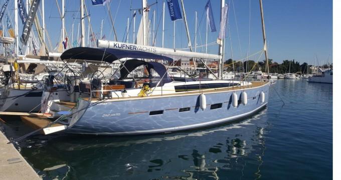 Location bateau D&D Yacht D&D Kufner 54.2 à Punat sur Samboat