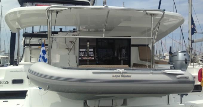 Louer Catamaran avec ou sans skipper Lagoon à Préveza