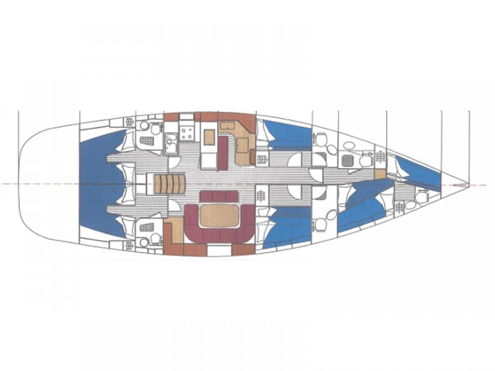 Louez un Ocean Ocean Star 56.1 à Marina de Alimos