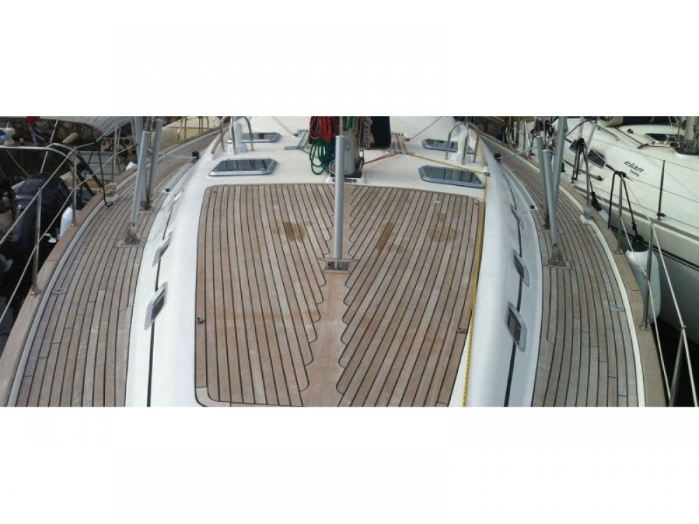 Location bateau Marina de Alimos pas cher Ocean Star 56.1