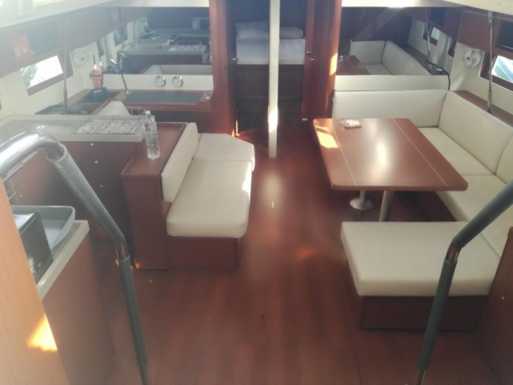Location yacht à Attique - Bénéteau Oceanis 51.1 sur SamBoat