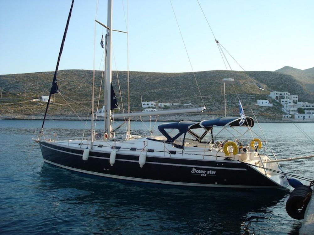 Location yacht à Laurion - Ocean Ocean Star 51.2 sur SamBoat