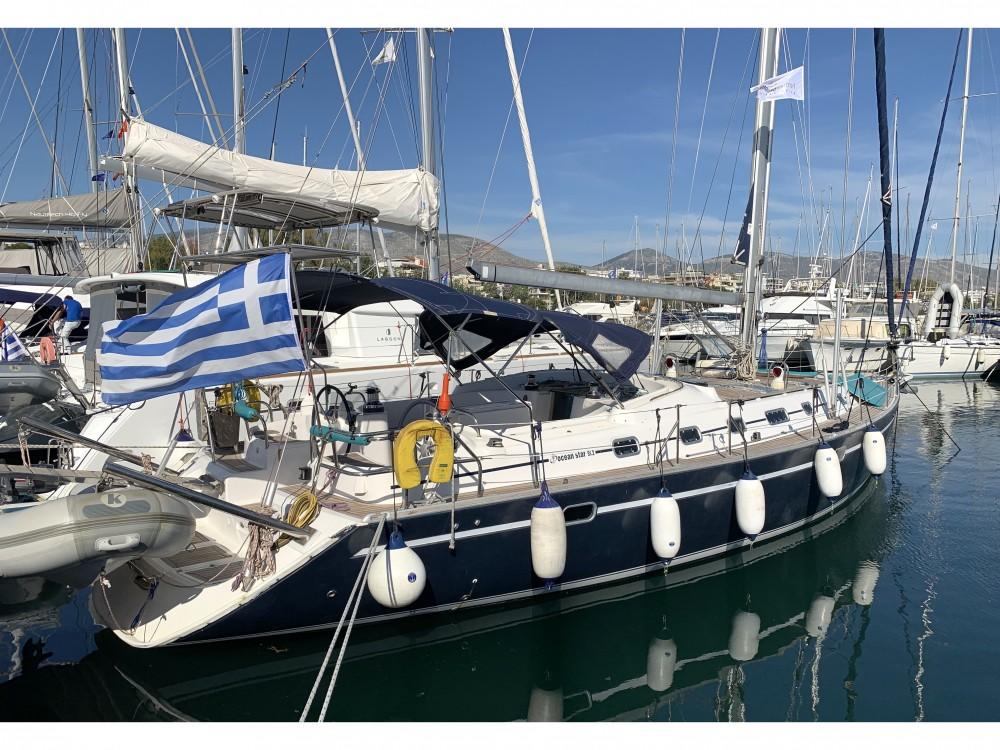 Location bateau Laurion pas cher Ocean Star 51.2