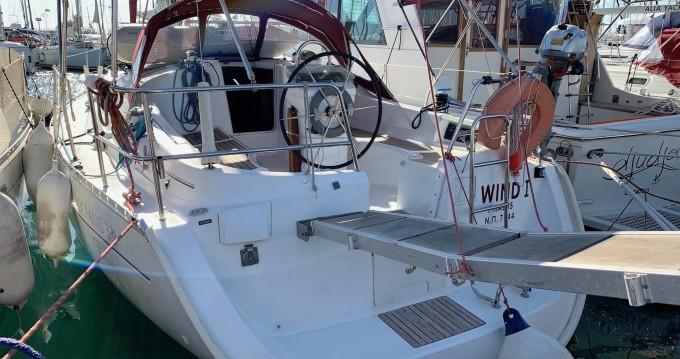 Location bateau Lávrio pas cher Oceanis 331