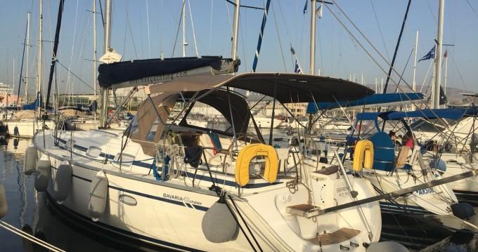 Location bateau Lávrio pas cher Bavaria 42 Cruiser