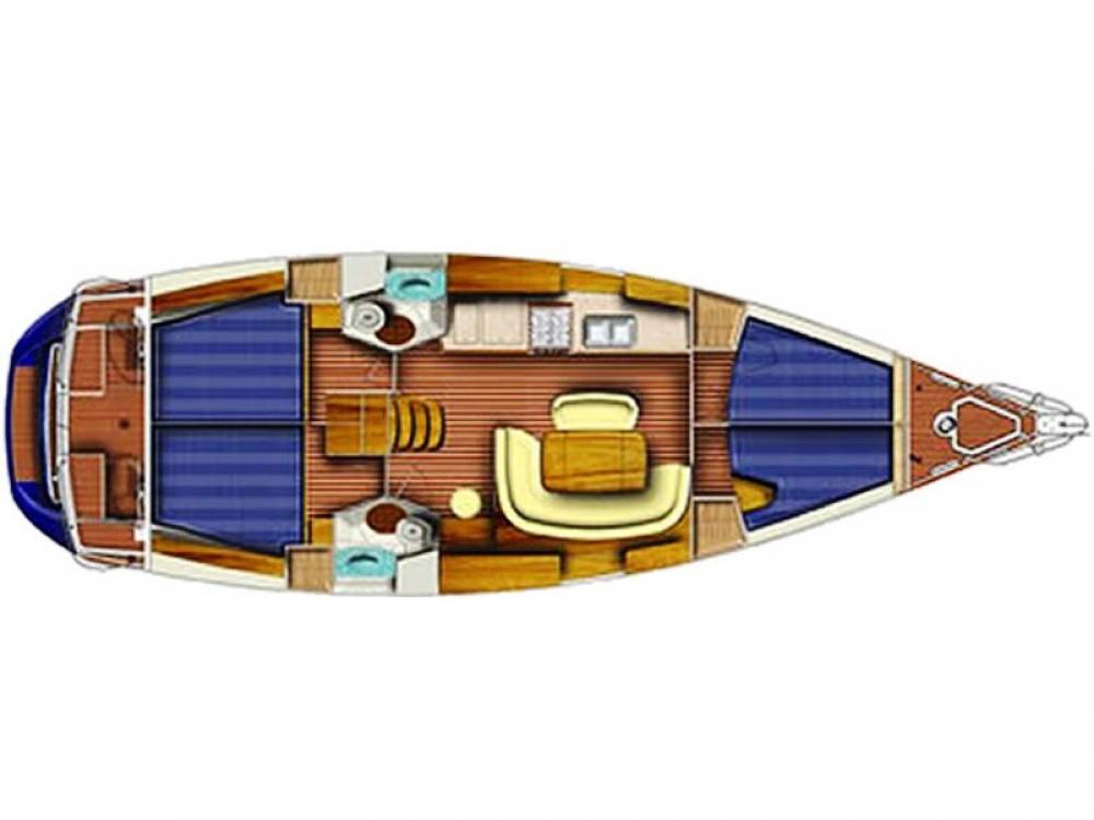 Jeanneau Sun Odyssey 45 entre particuliers et professionnel à Laurion
