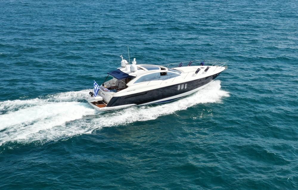 Location bateau Laurion pas cher Absolute 52