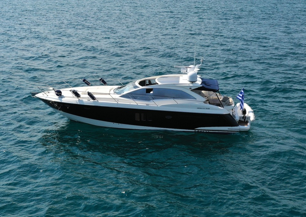 Location yacht à Laurion - Absolute Absolute 52 sur SamBoat