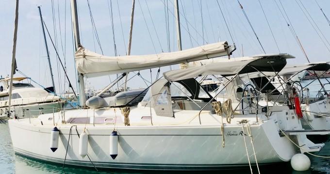 Louer Voilier avec ou sans skipper Hanse à Préveza