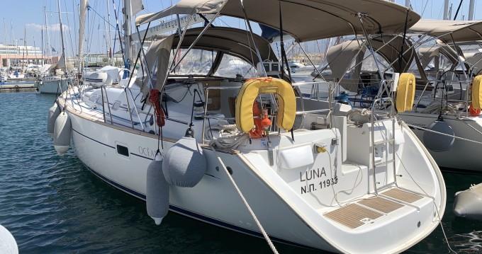 Location bateau Lávrio pas cher Oceanis 423