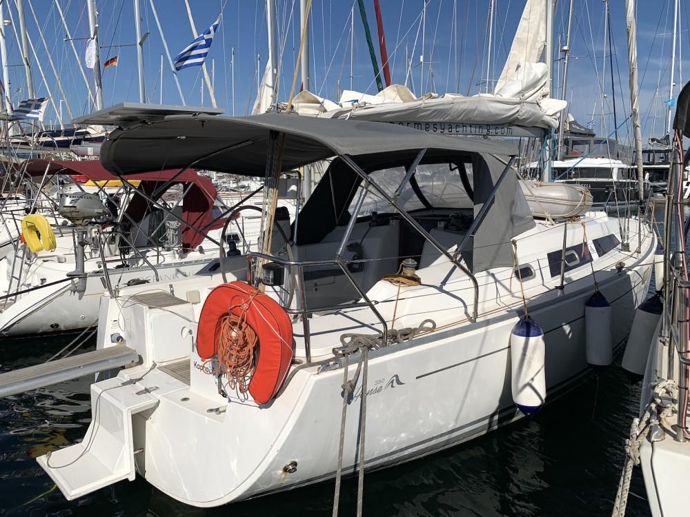 Louer Voilier avec ou sans skipper Hanse à Álimos