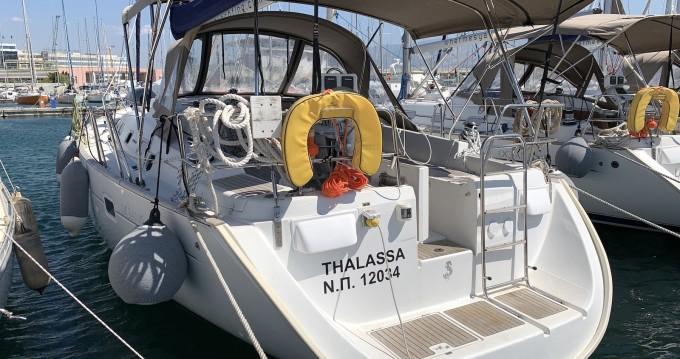 Location bateau Préveza pas cher Oceanis 423