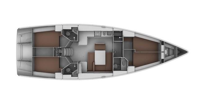 Location bateau Bavaria Cruiser 45 à Lávrio sur Samboat