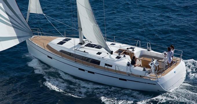 Bavaria Cruiser 46 entre particuliers et professionnel à Athènes