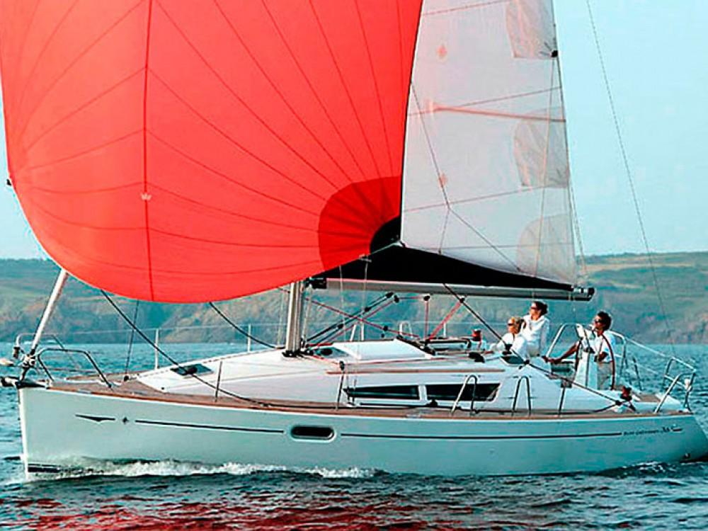 Location yacht à Marina de Alimos - Jeanneau Sun Odyssey 36i-2 cbs sur SamBoat