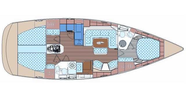 Location yacht à Kos - Bavaria Bavaria 44 Vision sur SamBoat