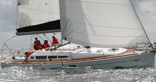 Jeanneau Sun Odyssey 42i entre particuliers et professionnel à Kos
