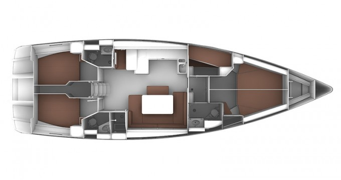 Location bateau Kos pas cher Cruiser 51