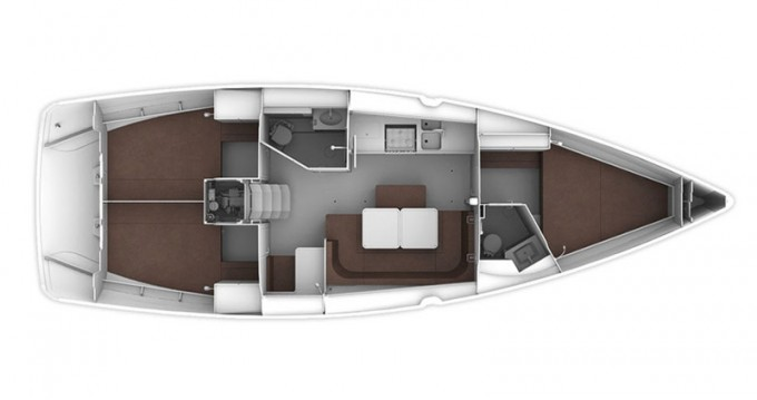 Location bateau Bavaria Cruiser 41 à Athènes sur Samboat
