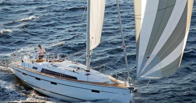 Bavaria Cruiser 41 entre particuliers et professionnel à Athènes
