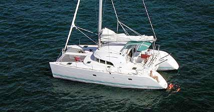 Location bateau Lefkada (Île) pas cher Lagoon 380