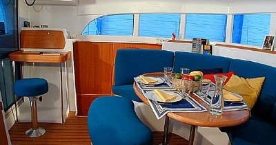 Location yacht à Lefkada (Île) - Lagoon Lagoon 380 sur SamBoat