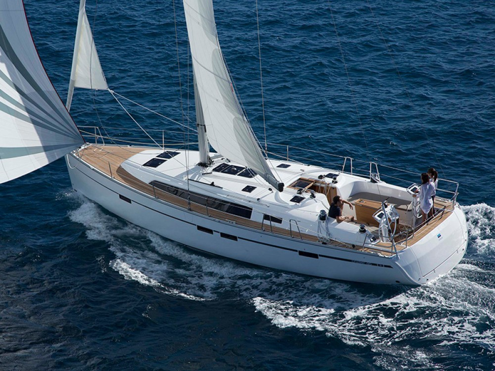 Location Voilier à Cos - Bavaria Bavaria Cruiser 46