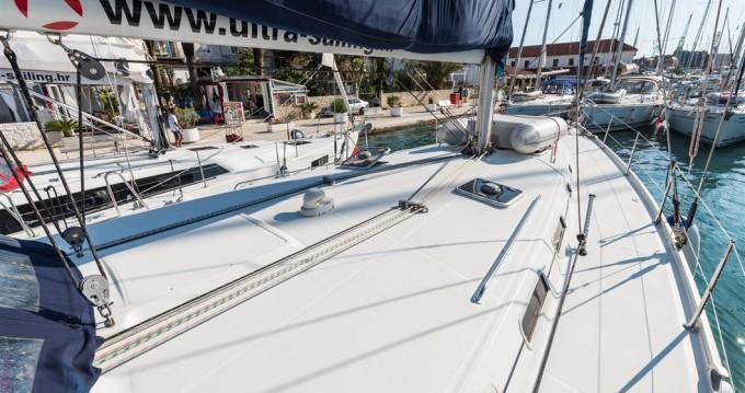 Location bateau Bénéteau Cyclades 50.5 à Pomer sur Samboat