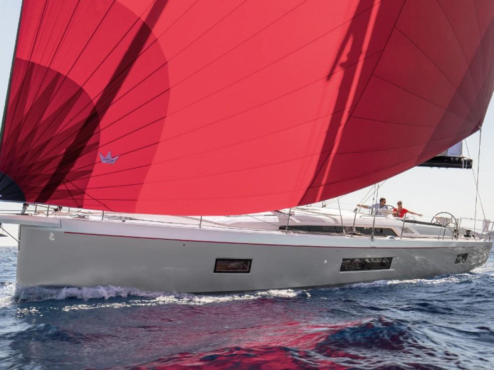 Bénéteau Oceanis 51.1 entre particuliers et professionnel à Split