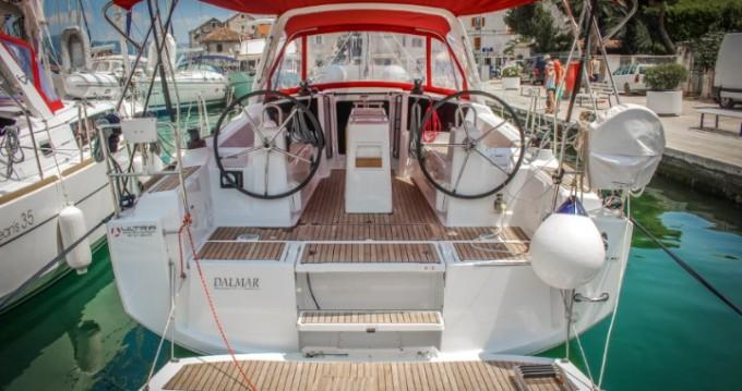 Location yacht à Pomer - Bénéteau Oceanis 35 sur SamBoat