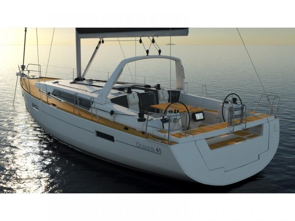 Location bateau Split pas cher Oceanis 41.1