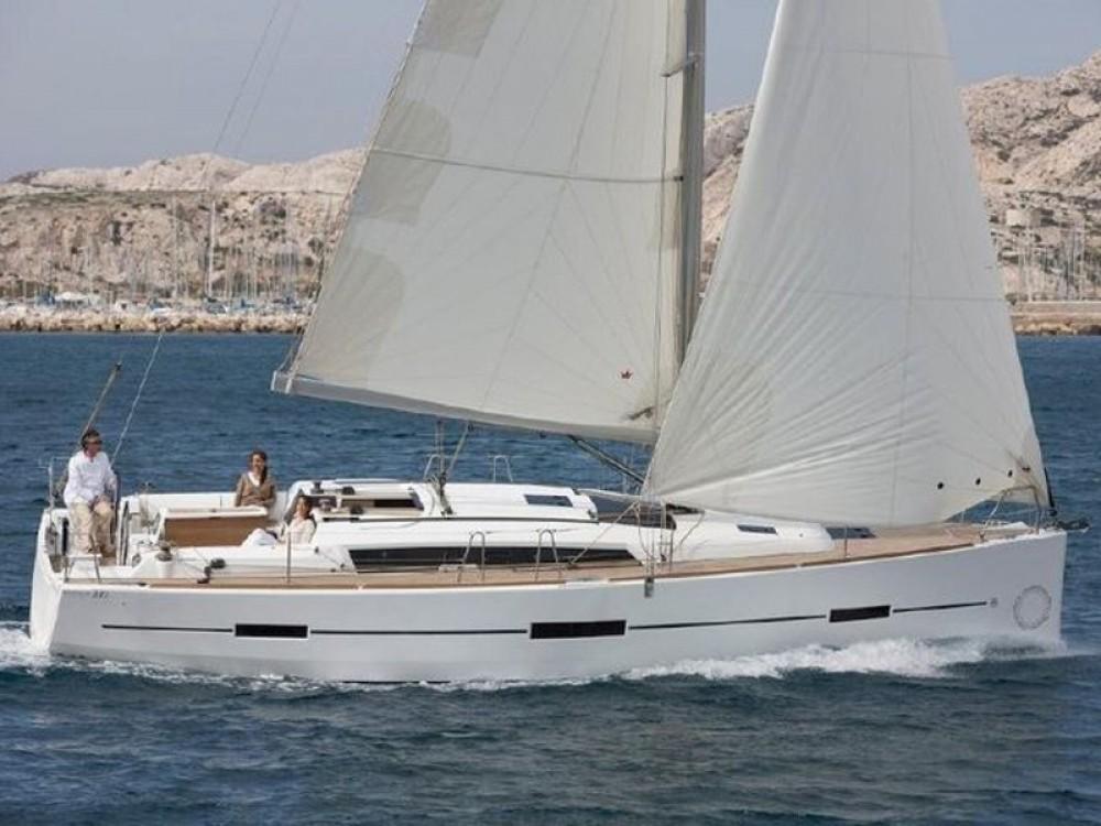 Location Catamaran à Marina Baotić - Fountaine Pajot Saona 47 quintet