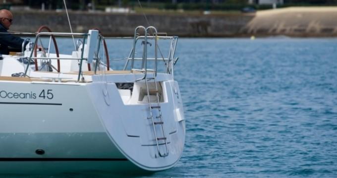 Location bateau Split pas cher Oceanis 45
