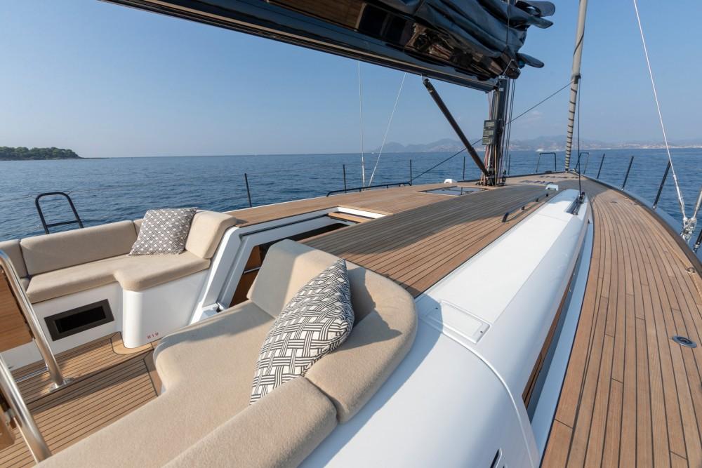 Bénéteau First Yacht 53 entre particuliers et professionnel à Split