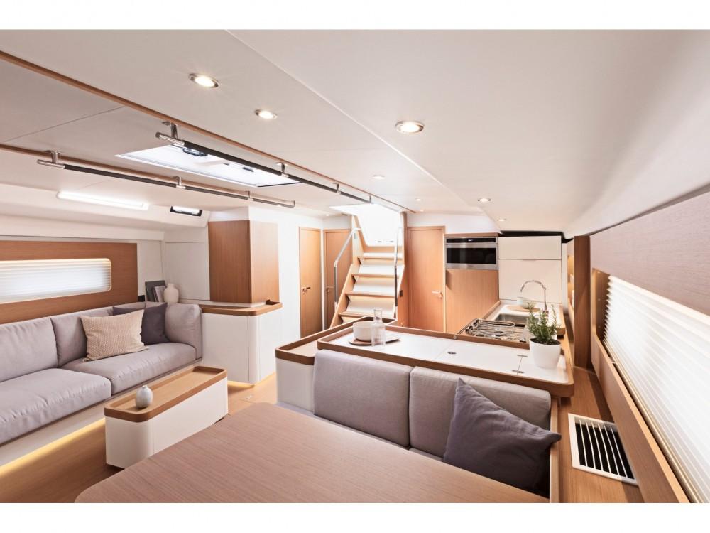 Location Voilier à Split - Bénéteau First Yacht 53