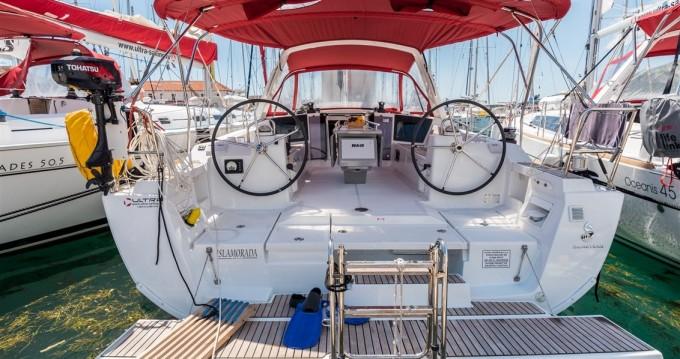 Location bateau Bénéteau Oceanis 41 à Split sur Samboat
