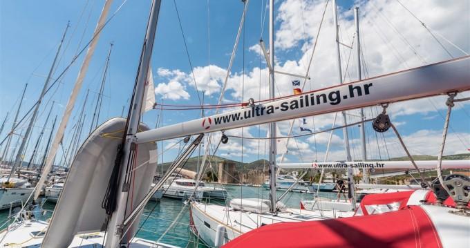 Bénéteau Oceanis 41 entre particuliers et professionnel à Split