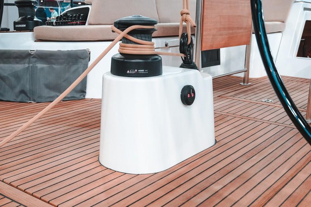 Location bateau Split pas cher First Yacht 53