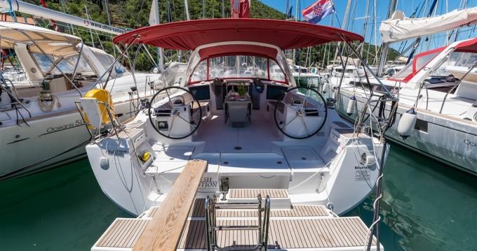 Bénéteau Oceanis 45 entre particuliers et professionnel à Dubrovnik