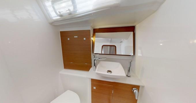 Location yacht à Rogoznica - Dufour Dufour 390 Grand Large sur SamBoat