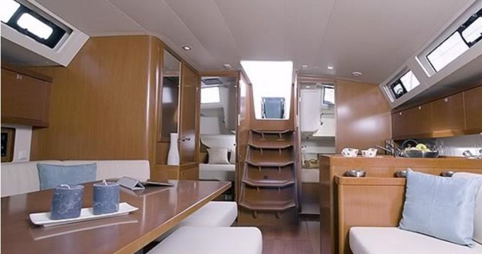Location yacht à Lefkada (Île) - Bénéteau Oceanis 45 sur SamBoat