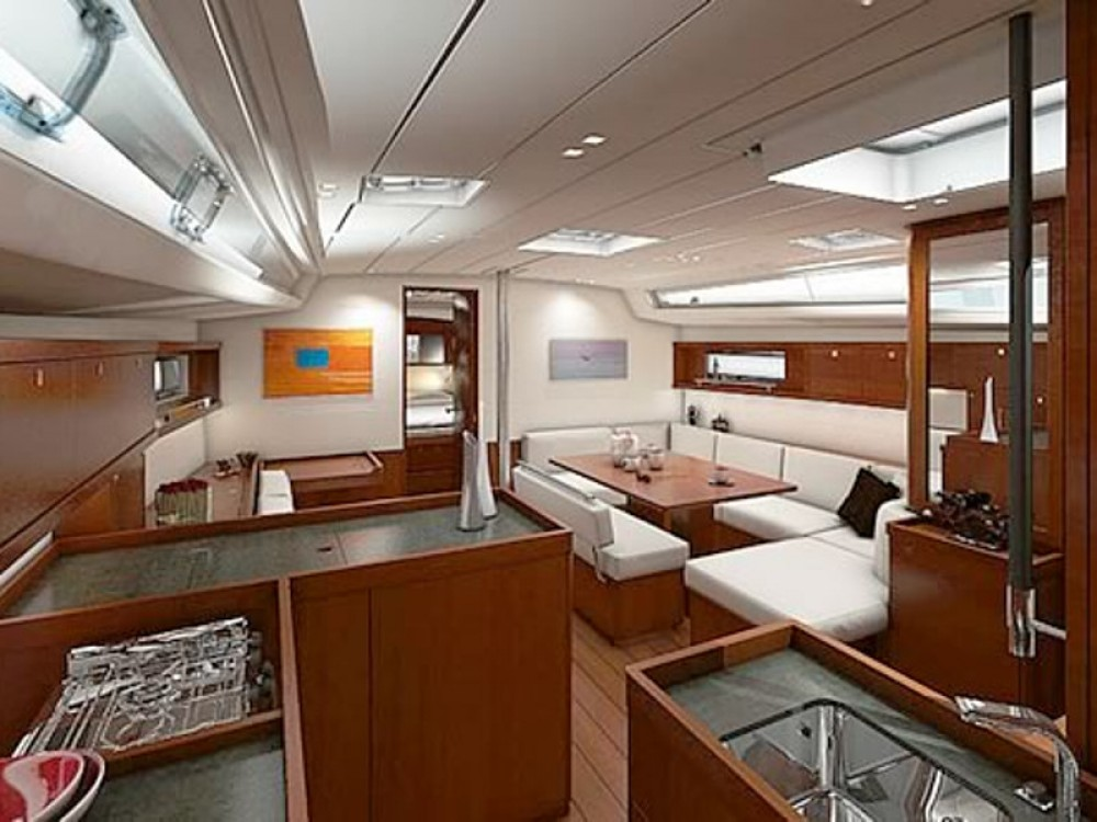 Location yacht à Marina de Alimos - Bénéteau Oceanis 48 sur SamBoat