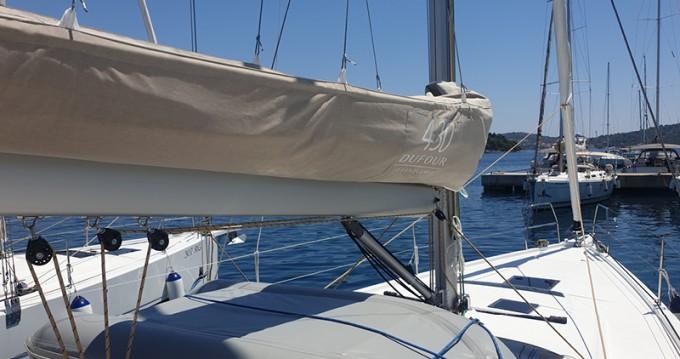 Location bateau Dufour Dufour 430 Grand Large à Rogoznica sur Samboat
